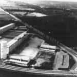 1961 - Lycée de Corbeil-Essonnes - vue aérienne1
