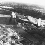 1961 - Lycée de Corbeil-Essonnes - vue aérienne 2