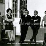 1966 - Central téléphonique Ambroize Croizat