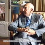 Etienne Mainfroy - Ancien directeur des Papeteries Darblay de Corbeil-Essonnes