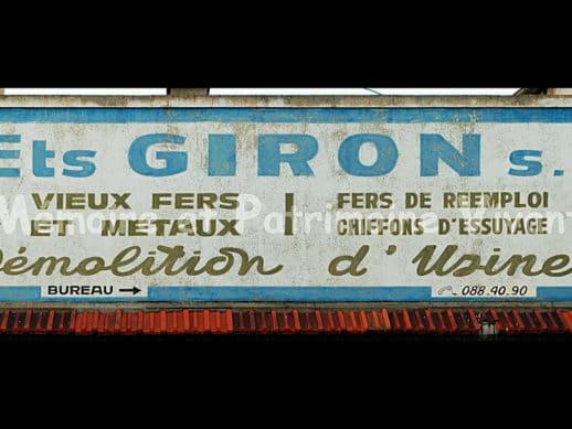 Ets GIROND Vieux fers et métaux - Corbeil-Essonnes
