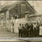 Fonderie Belgrand à Essonnes - Seine-et-Oise