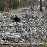 Forêt de Fontainebleau - Ravelins : rebuts de la taille des pavés