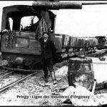 Pringy - Ligne des meulières d'Orgenoy