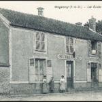 Mémoire de carriers - Mairie d'Orgenoy