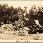 Milly - Les Carrières