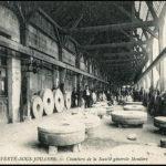 La Ferté-Sous-Jouarre : Chantiers de la Société Générale Meulière