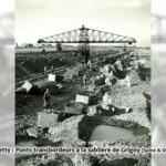 Entreprise Piketty : Ponts transbordeurs à la sablière de Grigny
