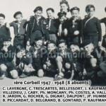 Scouts - 1ère Corbeil 1947-1948