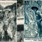 Jacques Letteron au Pont du Diable