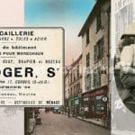 La Quincaillerie André Roger à Corbeil en Seine-et-Oise