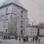 Ancien donjon du Chateau Royal à Corbeil-Essonnes