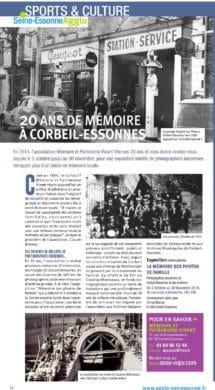 Expo MPV 2014 - Journal Seine Essonne Agglo