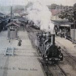 Gare de Corbeil avant 1914