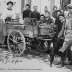 La marchande des 4 saisons à Corbeil-Essonnes