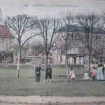 Ancien Champ de Foire à Corbeil-Essonnes
