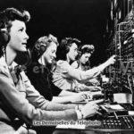 Opératrices PTT - Les Demoiselles du Téléphone