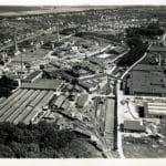 Papeterie Darblay à Corbeil-Essonnes