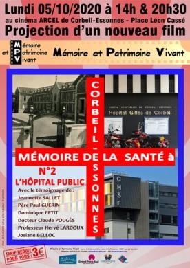 Séance suivante à Corbeil-Essonnes 91